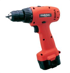 Maktec MT062SK2 Cordless Drill Compact size tool body with perfect tool gripping angle and overall balance. 2 speed variable speed control. For More Details: www.mrthomas.in/maktec-mt062sk2-cordless-drill_123