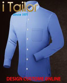 Design Custom Shirt 3D $19.95 manschettenhemden Click http://itailor.de/shirt-product/manschettenhemden_it1885-1.html
