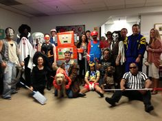 Cute, scary, & creative Halloween costumes from SearchForce