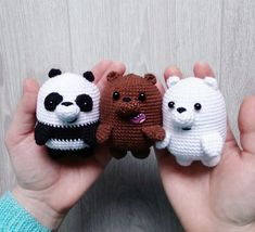 Mesmerizing Crochet an Amigurumi Rabbit Ideas. Lovely Crochet an Amigurumi Rabbit Ideas. Crochet Easter, Crochet Diy, Crochet Gratis, Crochet Bear, Crochet Patterns Amigurumi, Crochet Animals, Crochet Dolls, Amigurumi Tutorial, Tutorial Crochet