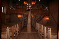 Høyjord stavkirke - Kirker i Norge | Kirkesøk