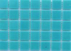 Mosaique pâte de verre vert bleu atoll par plaque- achats mosaïque pâte de verre