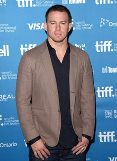 Pin for Later: Meet the Cast of Magic Mike XXL Channing Tatum