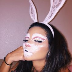 2016 has been the biggest year of growth in my life so far & and I am so excited to keep growing & learning & becoming a better me!! Wanted to re share my bunny makeup look because I feel like it was definitely one of the highlights of my year. Still blown away by the amount of love this look received ❤️ always thankful, always grateful. Thank you guys for everything this year I REALLY TRULY LOVE YOU ALL!! 2017 GONNA BE LIT, LETS GOOO!! ✨ (P.s. Please be safe out there tonight you guys!!)…