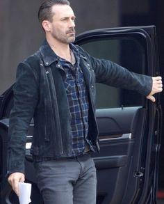 Jon Hamm Budy Jacket