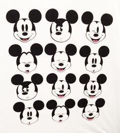 mickey mouse face swag - Buscar con Google