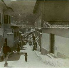 Sarajevo 1937, Logavina street Bosnia And Herzegovina, Daughters, Blood, History, Street, World, City, Places, Pictures