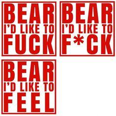 B.I.L.F.  #Bear #Bearparty #InstaBear #Bearsexy #Growlr #Bearporn #Bearwoof #ChaserBear #BearCruise #Bearcelona #BearKoln #BearChest #MuscleBear #Beards #MuscleBears #ChubbyBear #Beardlife #Beardporn #GayBear #GayBeard #bearscubsandbeards #bearsofinstagram #proudbears #cubs #gaybearsofamerica #daddidublin #dublinbears #pfundskerle #scruff