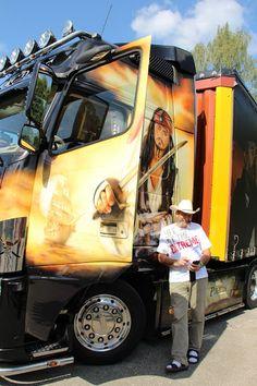 LUGRAS – Sbírky – Google+ Truck Paint, Show Trucks, Volvo Trucks, Motorcycle, World, Vehicles, Google, Motorcycles, Cars