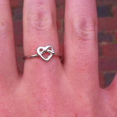 Infinity friendship ring!
