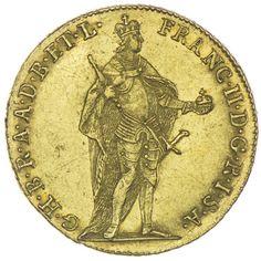 Dukat 1793 Kremnitz RDR Haus Österreich Franz II. 1792 - 1806