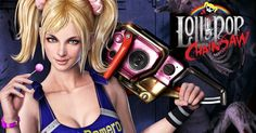 Lollipop Chainsaw(ロリポップチェーンソー), an upcoming game which will be released on the Xbox and the PS3