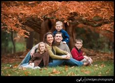 A. Hedges Photography: The Hunters among the Metasequoia ~ Upstate New York Fall Family Photography
