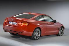 New BMW 4-series