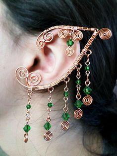 Elf ears jewellery