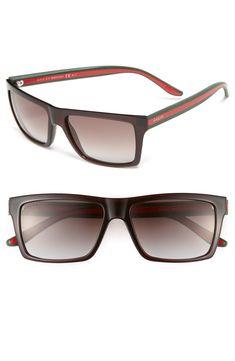 Gucci sunglasses for him.