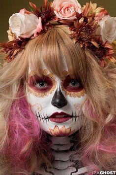 Catrines: Ideas para maquillarte - Don Pixel