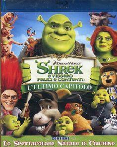 Shrek - E Vissero Felici E Contenti @ niftywarehouse.com