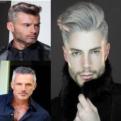 corte de pelo-gris-plateado-estilo-joven-elegante-gay-gq-tendencia-2016