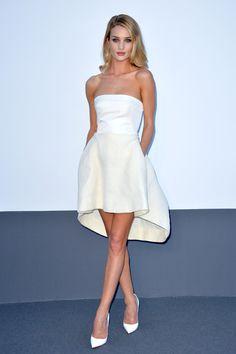 Rosie Huntington-Whiteley in Dior