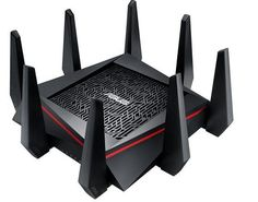 Tri-band Gigabit Router with 5330 Mbps throughput for smooth up to video playback, support Air Protection, MU-MIMO, Link aggregation with Best Wireless Router, Best Wifi Router, Gaming Router, Wireless Printer, Network Speed, Trend Micro, Baby Registry Items