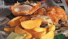 London Pride Battered Cod with Mushy Pea 'Mayonnaise' Homemade Shortbread, Shortbread Recipes, Curry Recipes, Pie Recipes, Creamy Fish Pie, Battered Cod, Grilled Sardines, Rick Stein, Mushy Peas