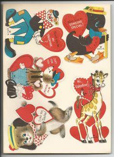 Vintage Hallmark Children's Valentines 30 Cards Very Nice Unused Unopened | eBay