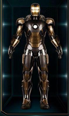 Iron man - Mark 20