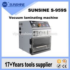 This vacuum oca lamination is the most cheap one,Connect the vacuum pump and Connect the air compressor then can work,competetive product for mobile phone repair store
