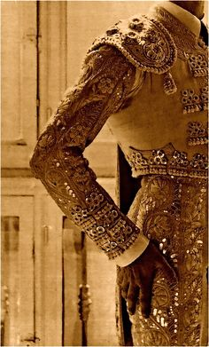 Traje de luces (Bullfighter dress), Spain