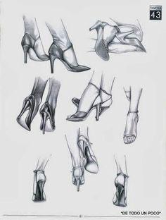 Фотография Fashion Illustration Shoes, Illustration Mode, Fashion Design Drawings, Fashion Sketches, Fashion Mode, Fashion Art, Model Sketch, Fashion Silhouette, Fashion Figures