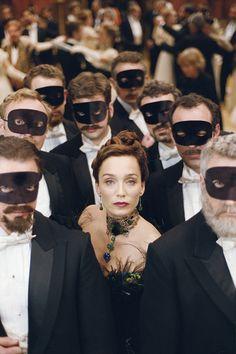 Kristin Scott Thomas - goddess - in Arsène Lupin - 2004