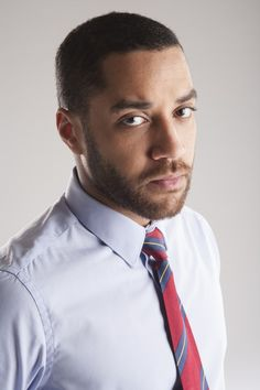 Samuel Anderson joins the DOCTOR WHO cast as Danny Pink in Series 8 Episode 2, INTO THE DALEK I must say, I already love him immensely.