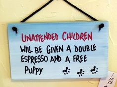 Don't you just love this sign from Heavenly Biscuit in Fort Myers Beach?