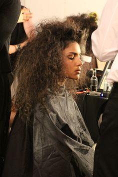 Wild and Fierce 70s-Style Hair at Skaist-Taylor #Birchbox