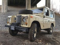 1974 Land Rover Series III FOR SALE @genevaforeign