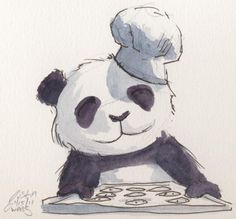 panda&cookies