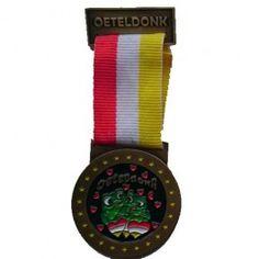 Oeteldonk medaille PW Hoofs verkikkerd