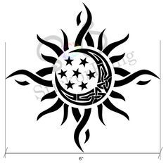 Image Result For Celtic Sun And Moon Tattoos Ink Star Tattoos