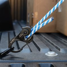 The CamJam XT is the ultimate tie-down tool to make light work of securing your heavy loads. Gadgets And Gizmos, Cool Gadgets, Diy Accessoires, Cool Inventions, Cool Tech, Useful Life Hacks, Diy Tools, Woodworking Tools, Gears