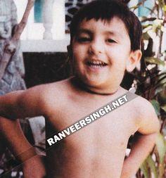 Ranveer Singh's childhood pictures | PINKVILLA
