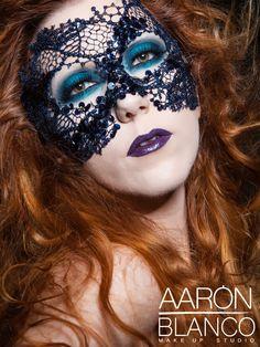 Maquillaje: Aarón Blanco Modelo: Samantha Vladom Fotografía: J. Alfaro García  Direc. Arte: Juan Diego Pretel www.aaronblanco.com