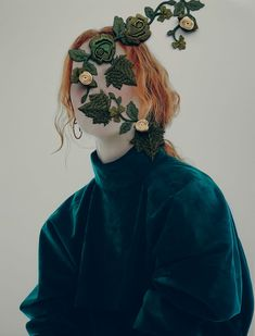 """bienenkiste: """" """"The Constant Gardener"""". Photographed by Nhu Xuan Hua for Dansk S/S 2016 """" Robert Mapplethorpe, Aura Photo, The Constant Gardener, Foto Transfer, Lily Evans, Hidden Beauty, Fashion Photography Inspiration, Slytherin, Art Direction"""