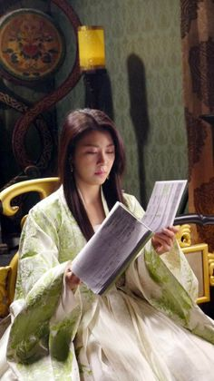 I like so much this Hanbok from the kdrama Empres Ki ... Great acting, great costumes