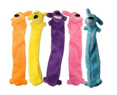MultiPet's Unstuffed Loofa Dog Toy is great for tug of war. There is no stuffing to clean up if it gets ripped open by your dog. Each Loofa Dog has two squeakers for additional interest. Cuddle Buddy, Large Dog Breeds, Free Dogs, Dog Toys, Cuddling, Pet Supplies, Red And Blue, Your Pet, Plush