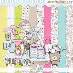 SHCO Confectionery - PU - Kits - Bake Shop Kit {PU} Join at http://www.sugarhillco.com/cc