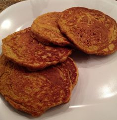 I've been craving a bit of autumn these hot (humid, rainy) summer days and I thought Pumpkin Pancakes would be the perfect fix! But the recipe I normally use serves four. Now, while I would normall...