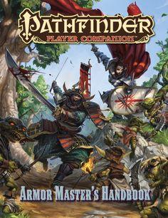 Armor Master's Handbook (Pathfinder Player Companion)
