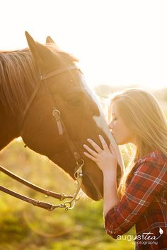 Pictures with horses + humans = breathtaking.  This photographer is in Michigan too - exciting!