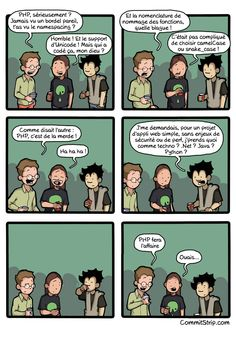 CommitStrip - Blog relating the daily life of web agencies developers | Our coder's life - Part 22